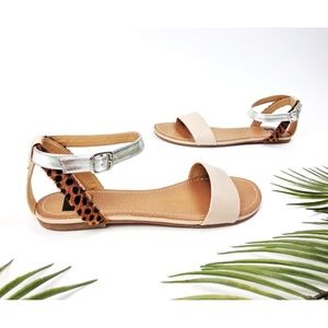 BC Footwear Natural Instincts Flat Sandals